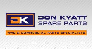 Frank HutchinsonManaging Director – Don Kyatt Spare Parts